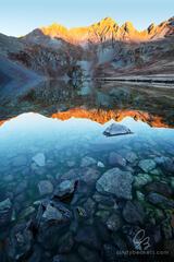 Clear Lake Morning print