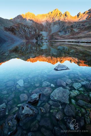 Clear Lake Morning